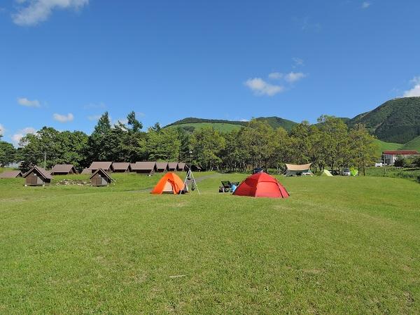 キャンプ旅