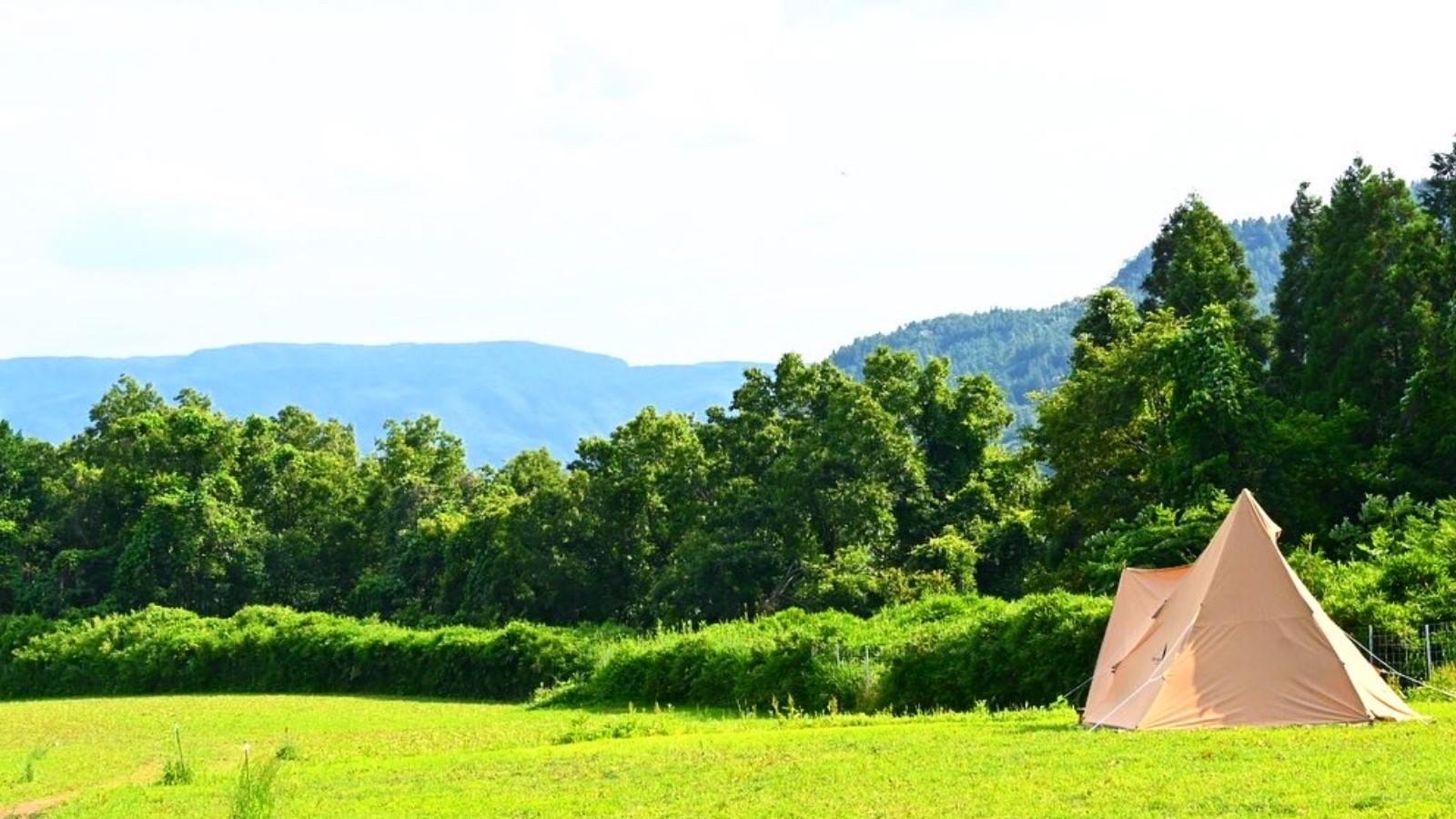 キャンプ&農園 玖珠の杜