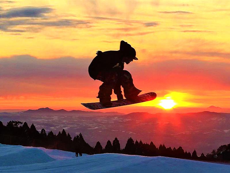 くじゅう森林公園スキー場