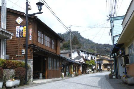森藩城下町
